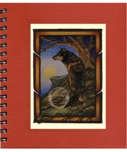 Seasons of the Wolf - Fall Journal