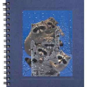 Raccoons Notecard