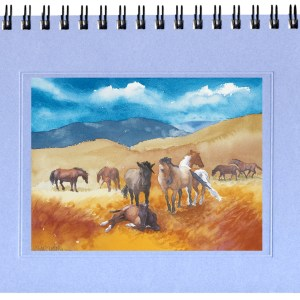 Mountain Herd Notecard