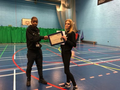 Viktoria Jack Petchey Awards