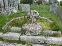 Breage: wheel-headed cross