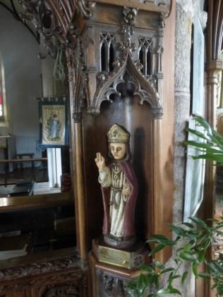 Mullion: St Mellanus