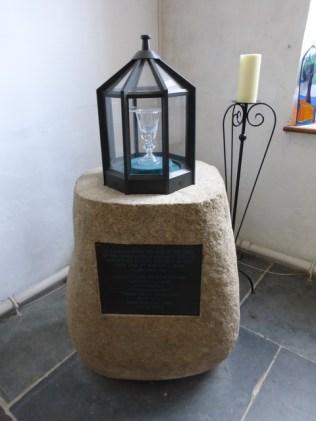 The Penlee lifeboat memorial