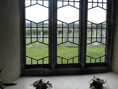 St Merryn: modern glass
