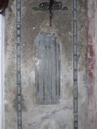 Wendron: brass of a priest