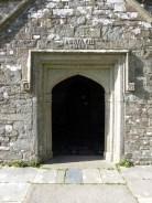 Kilkhampton: the door of heaven