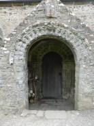 Morwenstow: Norman doorways