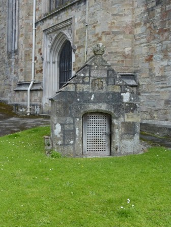 St Guron's wellhouse