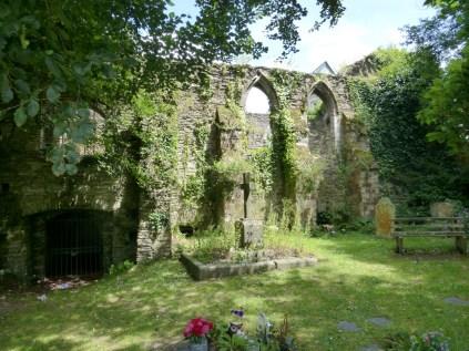 Bodmin: the Thoma a Becket chapel exterior