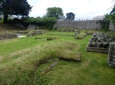 Launceston St Thomas: the priory remains