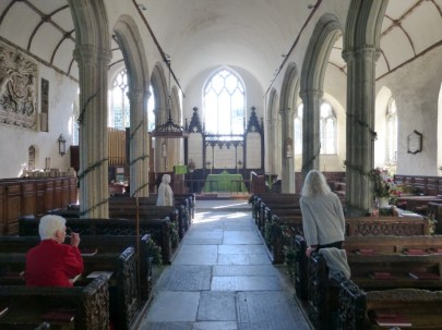 Launcells: the nave
