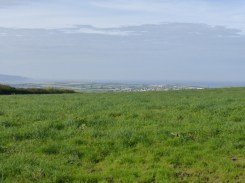 Looking west towards Bude