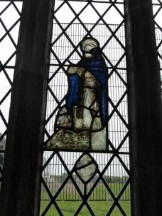 Golant: medieval glass