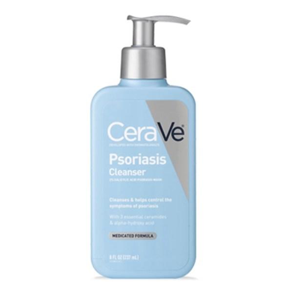CeraVe Psoriasis Cleanser 8fl.oz./237ml