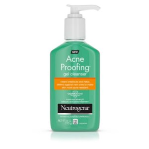 Neutrogena Acne Proofing Gel Cleanser 6oz/170g