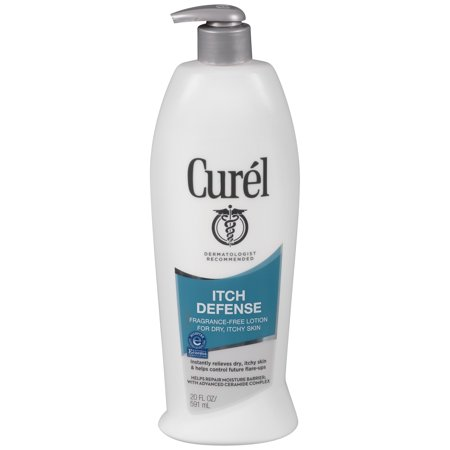 Curel Itch Defense Fragrance-Free Lotion 20fl.oz/591ml