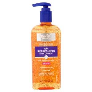 Equate Oil-Free AM Refreshing Facial Cleanser 8fl.oz/240ml