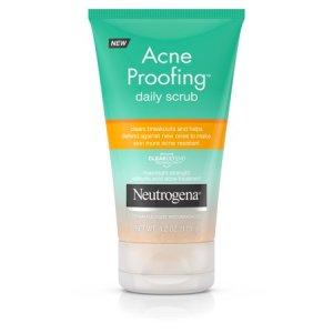 Neutrogena Acne Proofing Daily Scrub 4.2 oz/119g