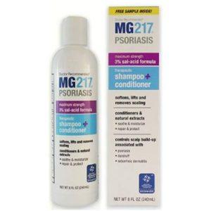 MG217 Psoriasis Therapeutic Shampoo+Conditioner 8fl.oz/240ml