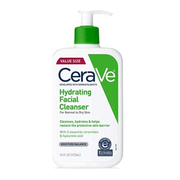 CeraVe Hydrating Facial Cleanser 16 fl.oz./473ml.