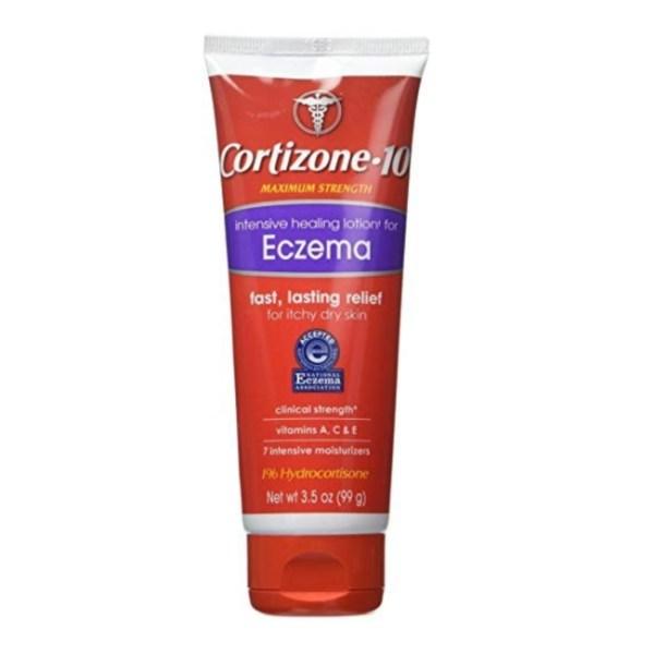 Cortizone 10 Intensive Healing Lotion for Eczema 3.5oz/99g.