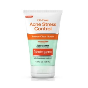 Neutrogena Acne Stress Control Scrub 4.2fl.oz/125ml