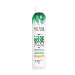 Not Your Mother's Clean Freak Tapioca Dry Shampoo, Warm Sugar 7oz/198g
