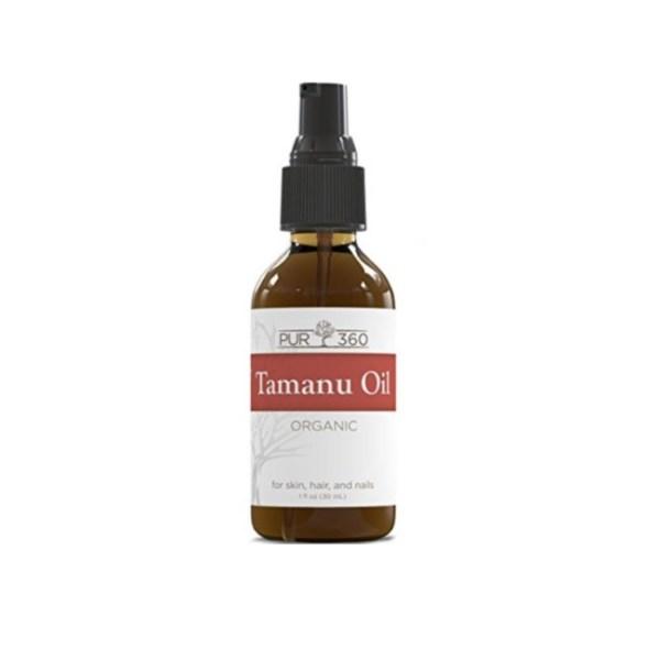 PUR 360 Tamanu Oil Organic for skin, hair and nails 1fl.oz/30ml