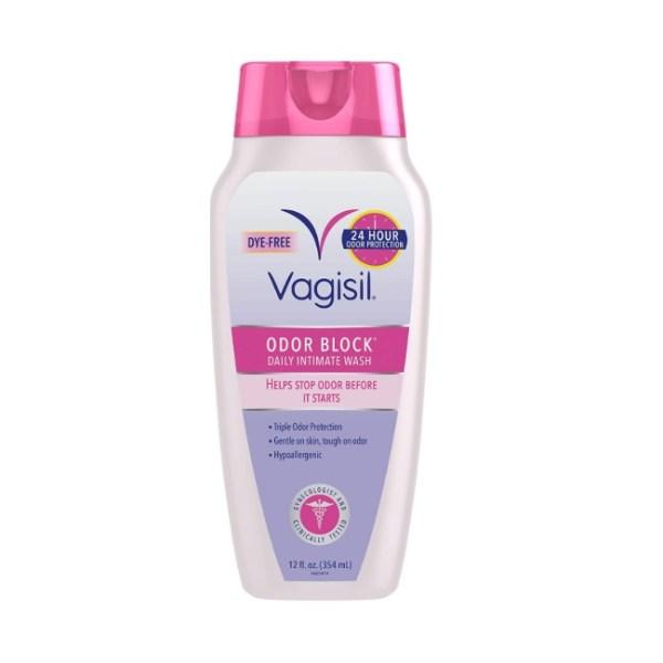 Vagisil Daily Intimate Wash Odor Block 12fl.oz/354ml