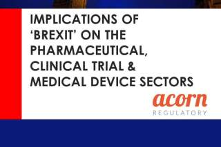 Acorn Regulatory The Implications of Brexit Whitepaper