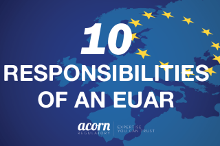 10 Responsibilities of an EUAR
