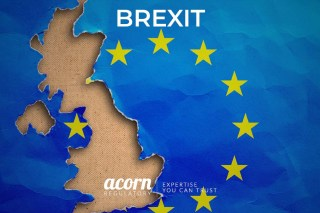 Brexit information from Acorn Regulatory