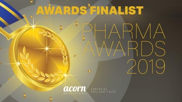 2019 Pharma Awards Finalist Acorn Regulatory