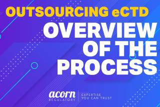 eCTD Electronic Publishing Acorn Regulatory