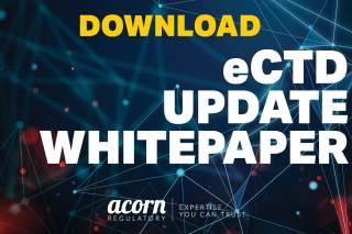 eCTD Publishing Whitepaper Update