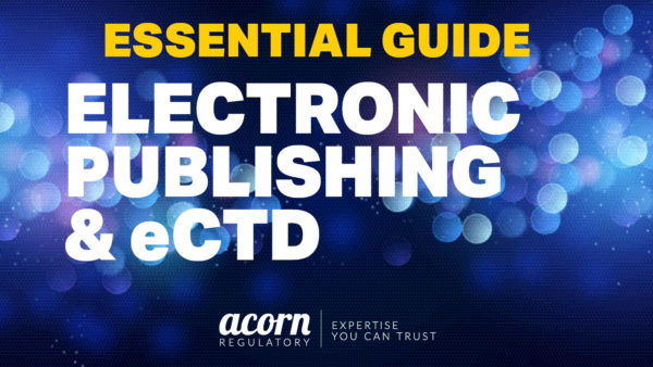 Esseential Guide To eCTD