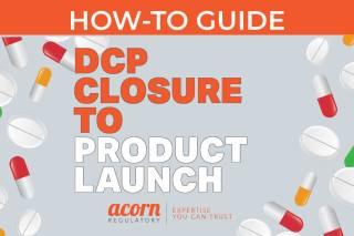 DCP Closure Acorn Regulatory