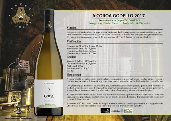 FICHA TÉCNICA A COROA GODELLO 2017