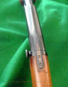 Winchester 61 restoration.