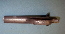 Remington Model 12 Rife before restoration.