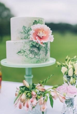 23-most-gorgeous-green-wedding-cakes-6-500x739