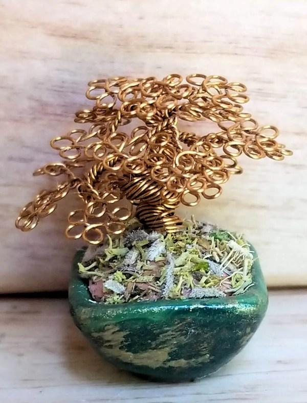 Micro Wire Bonsai Tree S10 image3 of 6