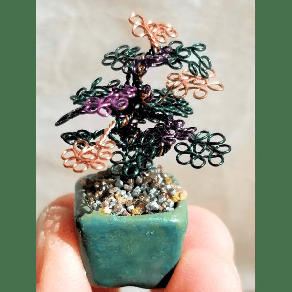 Micro Wire Bonsai Tree S7 image 1 of 7