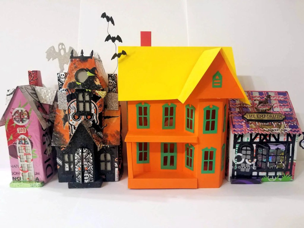 Spooky House 1st pass