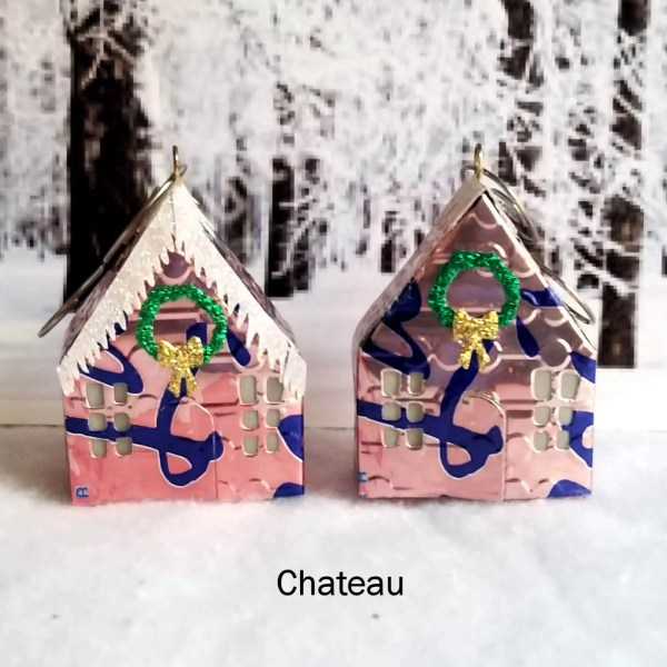 Chateau Ornament