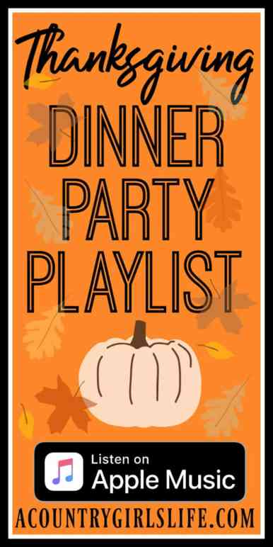 Thanksgiving Music Playlist