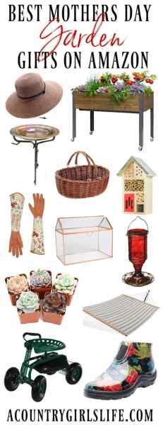 51 Best No Fail Gifts for Gardeners of all Ages