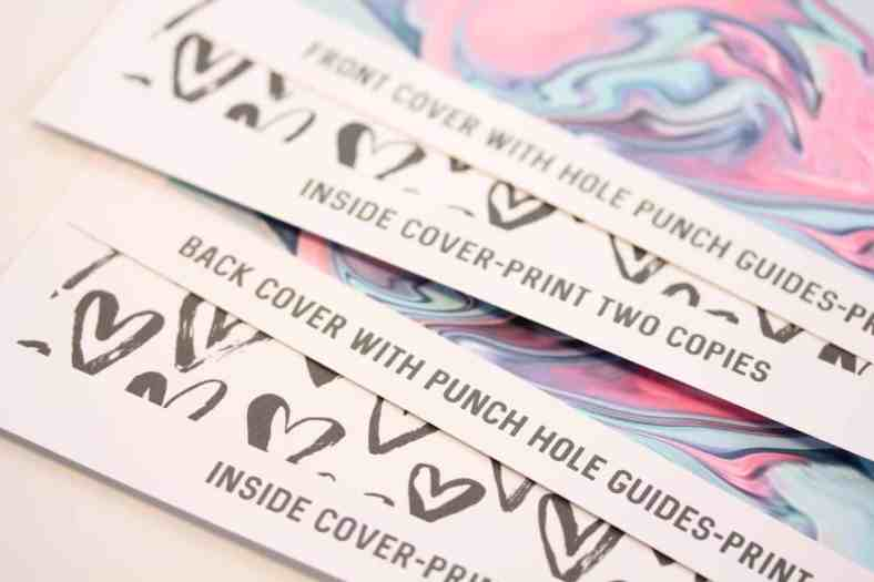 diy happy planner covers