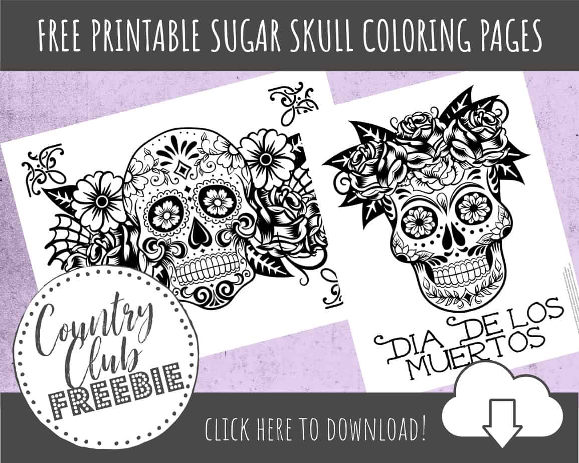 - FREE Printable Halloween Coloring Pages For Adults, Teens & Kids - A  Country Girl's Life