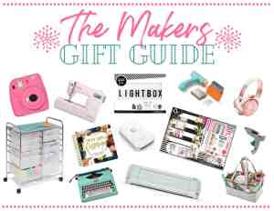 BEST Gift Ideas for Crafters & Creatives for Effortless Gift Giving